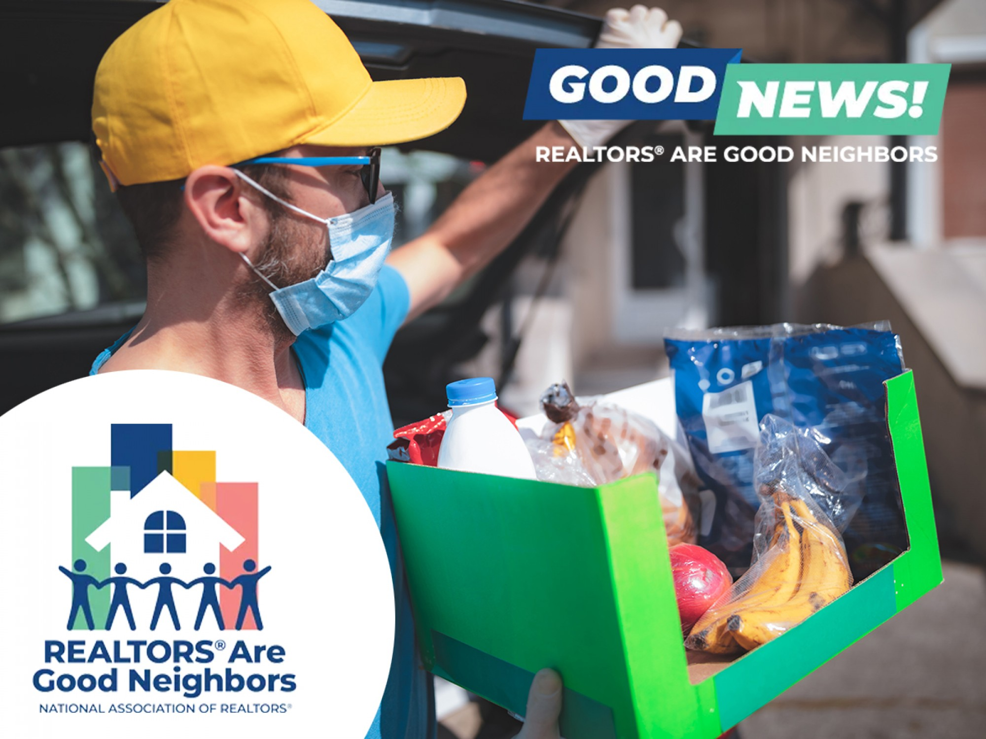 Join the REALTORS® Are Good Neighbors Campaign