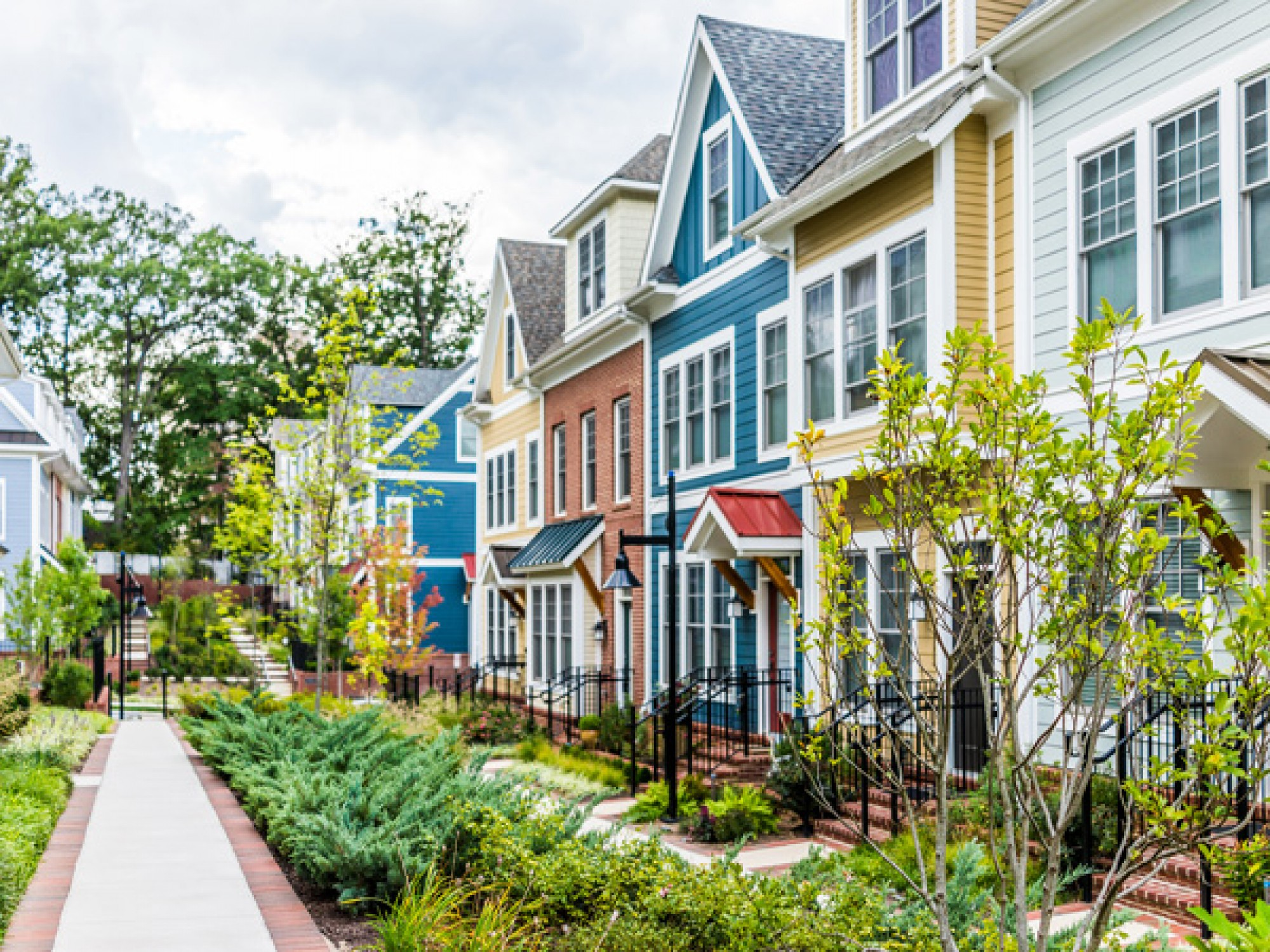 April real estate market includes prices spikes and fewer sales.