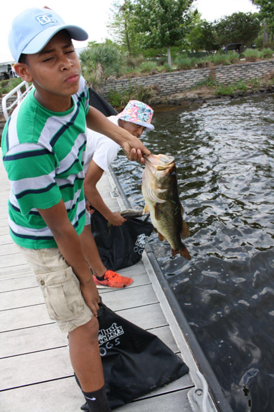 2017 NEFAR Charity Bass Fishing Tournament