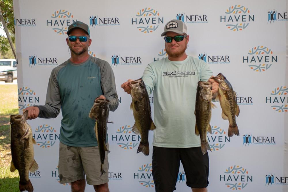 2019 NEFAR Charity Bass Fishing Tournament