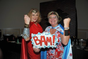 C2019 NEFAR RPAC Auction - Superheroes, Ahead of the PAC