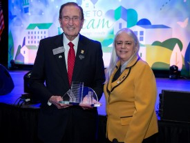 Florida Realtors honors William A. Watson with 2021 Spirit of Advocacy award