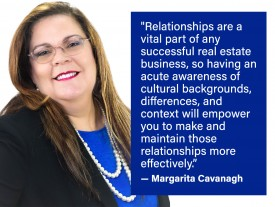 Building relationships with a diverse client base