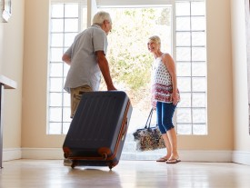 Withdraw the welcome mat to criminals. Follow these safety tips