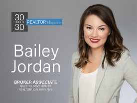 NEFAR member a finalist for REALTOR® Magazine 30 Under 30 class of 2021