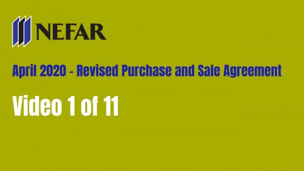 4/20 Purchase and Sale Agreement changes - page 1 of 11