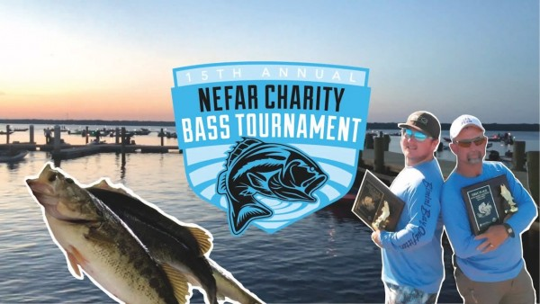 2018 NEFAR Charity Bass Fishing Tournament